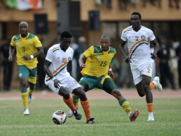 Niger close to African glory as Uganda flop