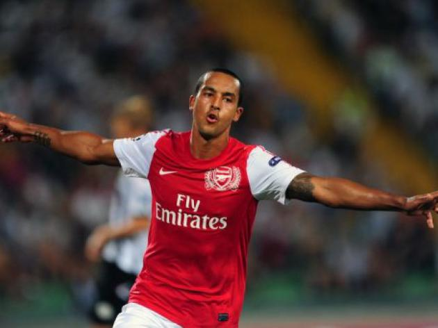 No more Mr Nice Guy as Walcott comes out fighting