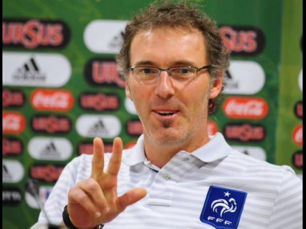 Blanc expects different challenge in Romania