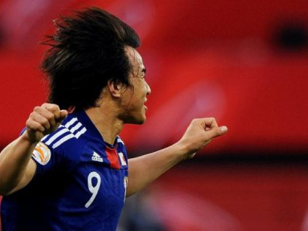 Asian champions Japan share points with Uzbekistan