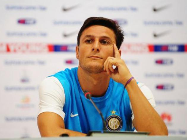 Zanetti eyes title and Inter appearance record