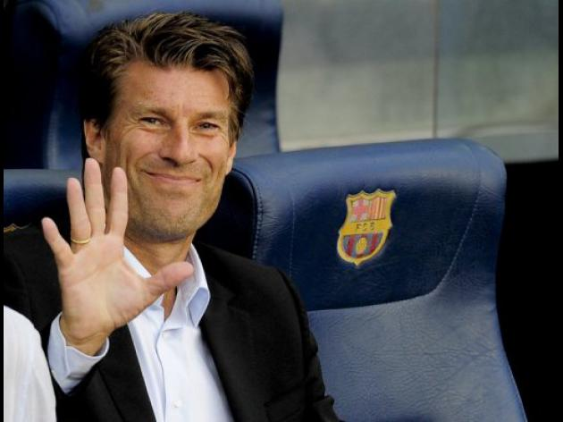 Laudrup resigns as coach of Mallorca