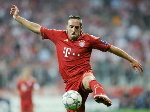 Irreplaceable Ribery dreams of European glory