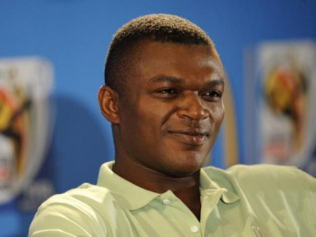 France hand ex-footballer Desailly African role
