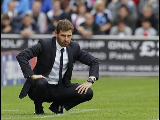 Villas-Boas backed for Chelsea long-haul
