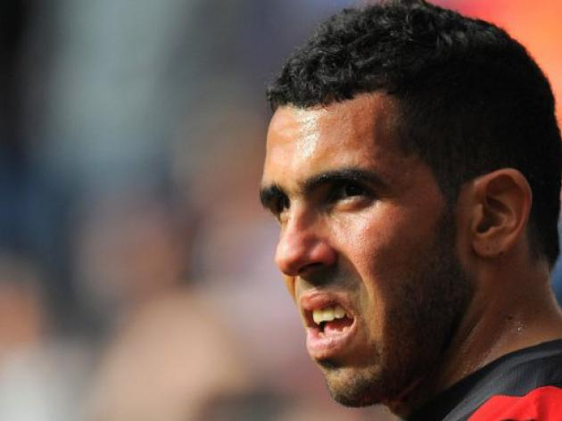Corinthians not looking to sign Tevez - report