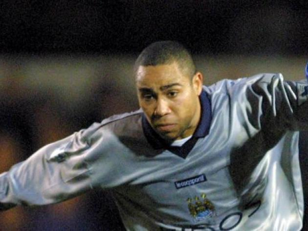 Former City player Whitley talks about battle with drugs