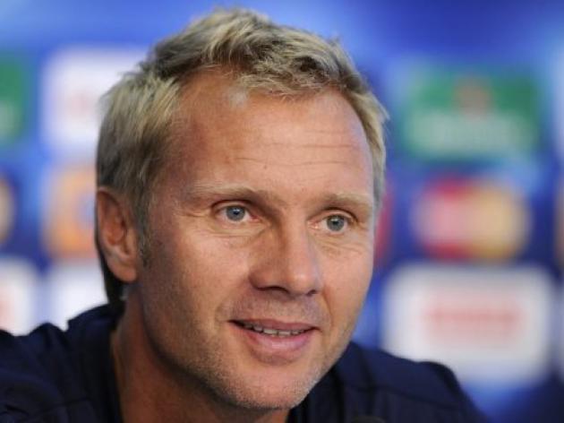 Hamburg 'land' Basel coach Fink