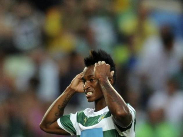 Sporting refuse to take back Djalo
