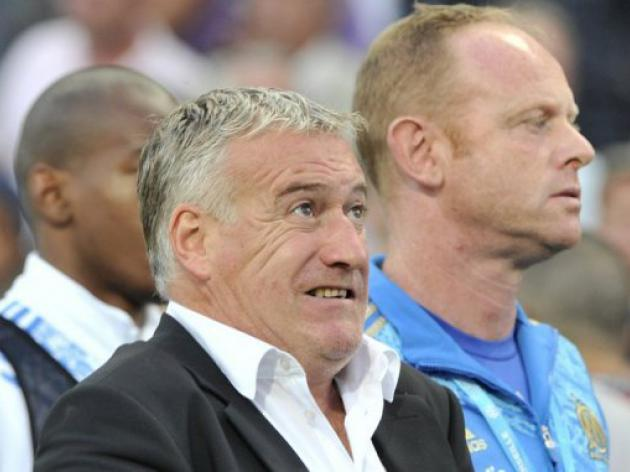 Deschamps hopes for upturn in Marseille fortunes