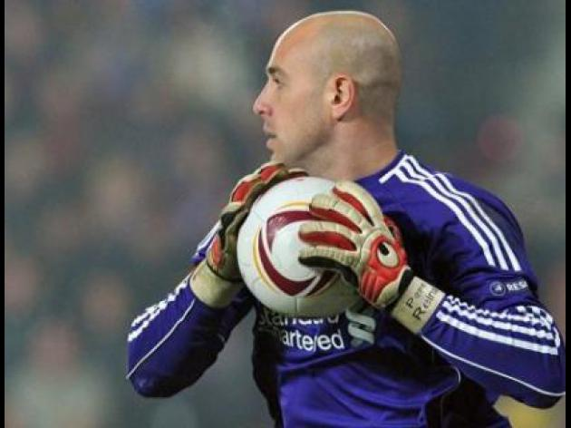 Liverpool loan Reina to Napoli - report