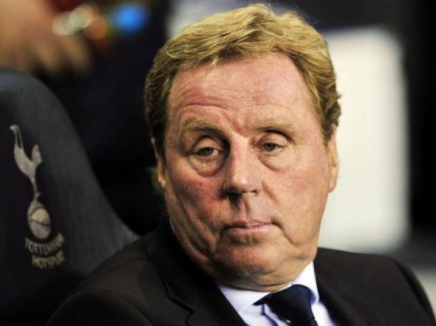 Spurs boss Redknapp slams 'no relegation' talk