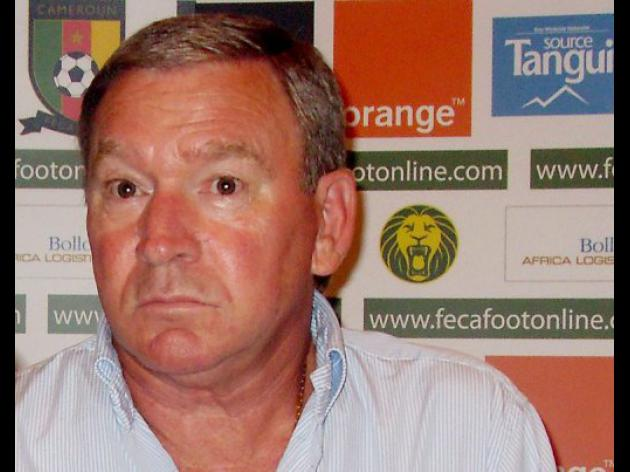 Clemente sacked by Cameroon