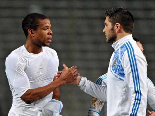 Holders Marseille ease into League Cup last eight