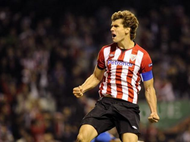 Llorente's Bilbao double sinks sorry Atletico