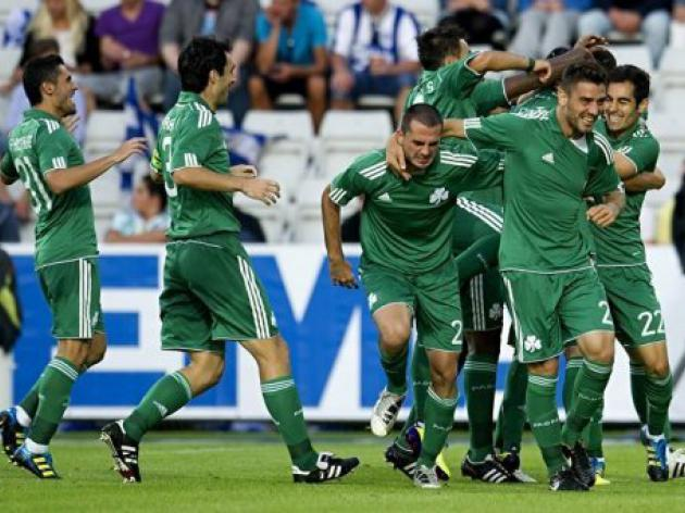 Saudi prince closer to majority share of Panathinaikos