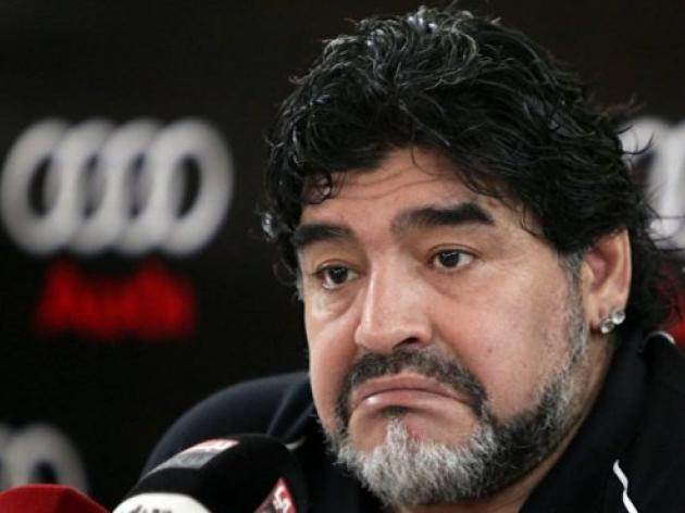 Maradona tax case to start over from scratch