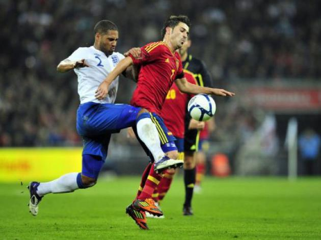 Spain stars fail to shine as England upset odds