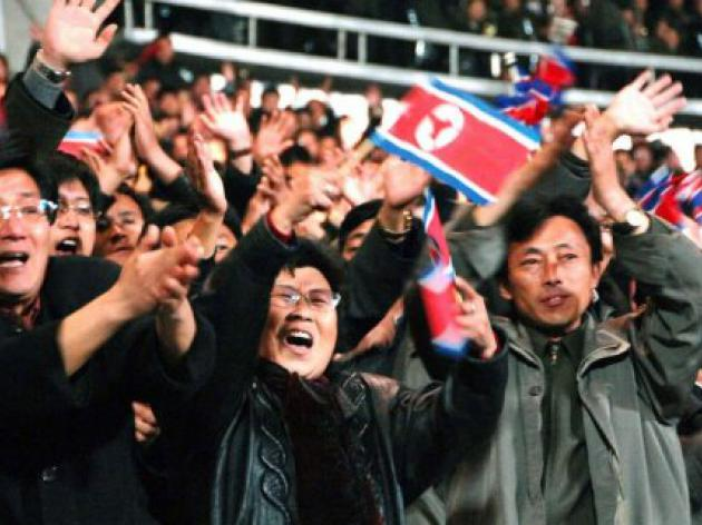 N. Korea down bitter rivals Japan in W.Cup qualifier