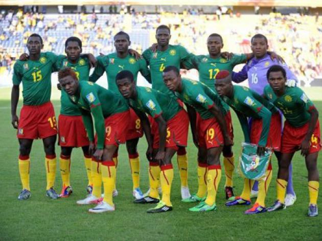 FIFA lifts suspension of Cameroon