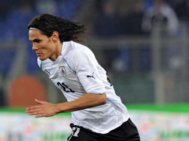 Tabarez backs Cavani fighting spirit