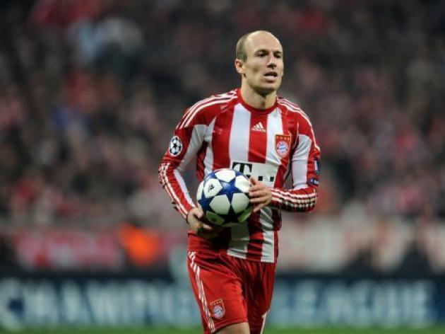 Robben bemoans 'worst injury of my life'