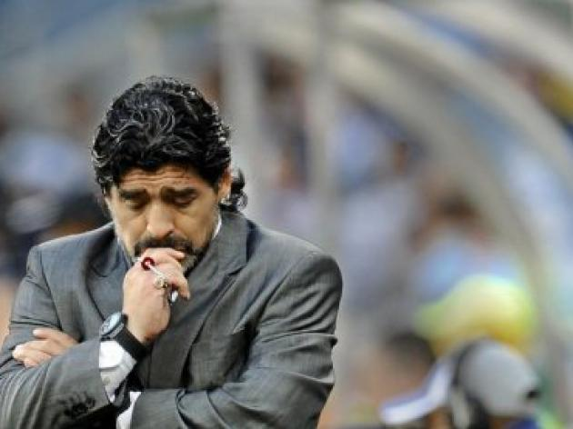 Argentina mourns death of Maradona's mother