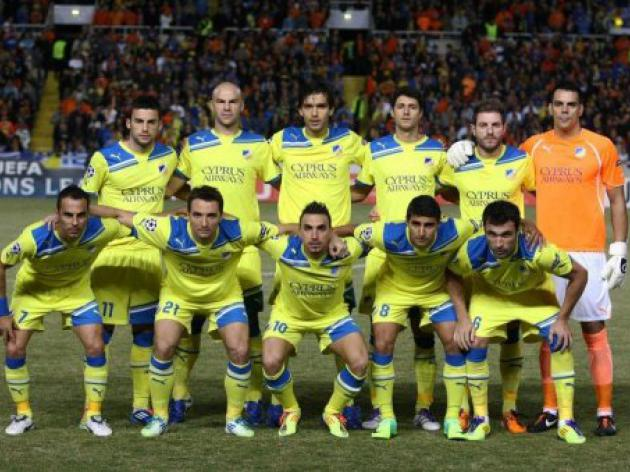 Cypriot minnows hope to make history in Russia