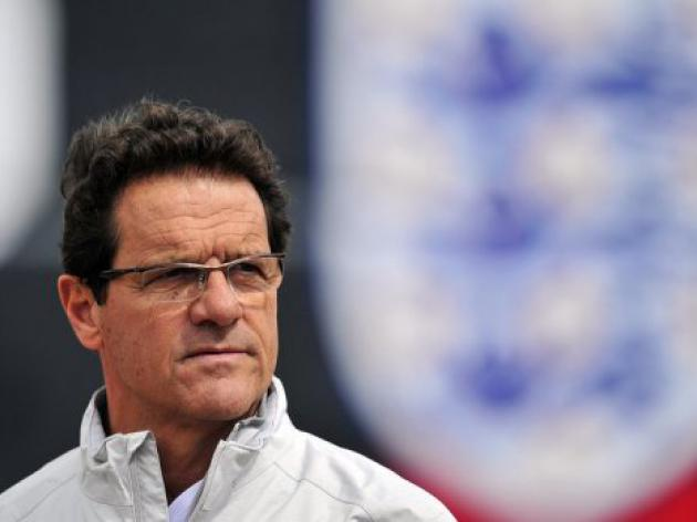 Capello plans beach break for England ahead of Euros