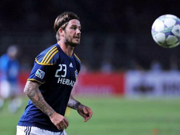 Beckham rules out management