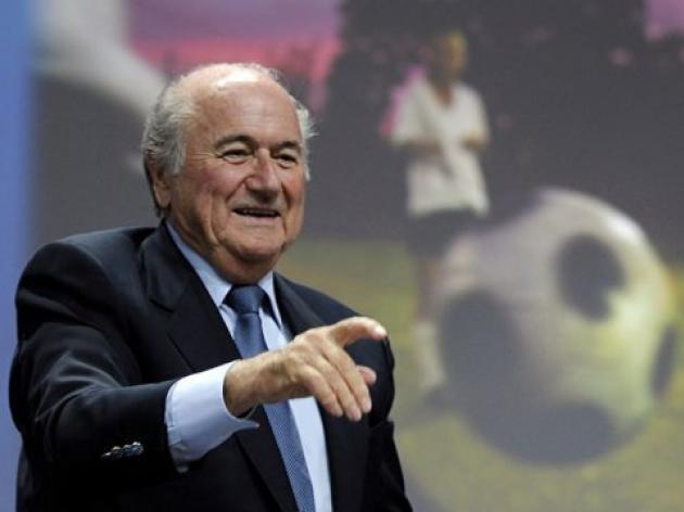Blatter 'open' to Women's World Cup in Japan