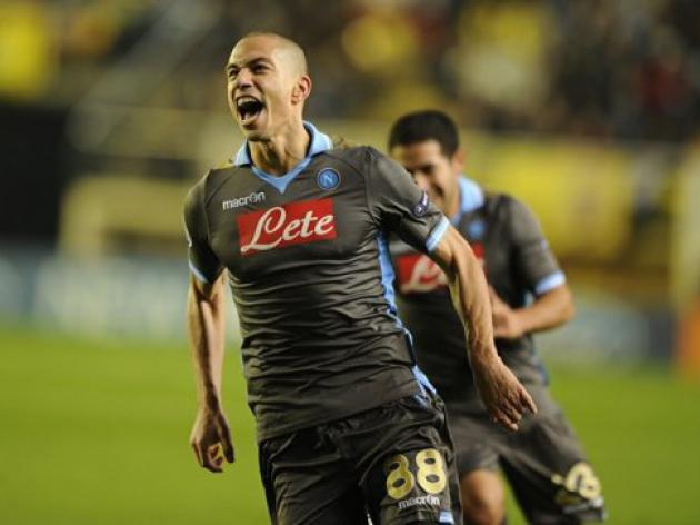 Napoli's Inler forgets Euro draw