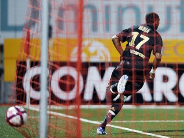 Marseille break into top five