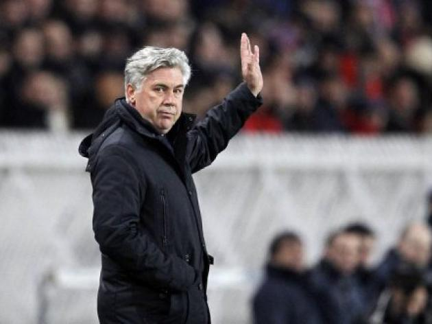 Ancelotti mulls PSG shopping list