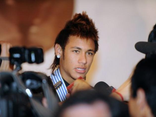 Neymar to play for Santos until 2014