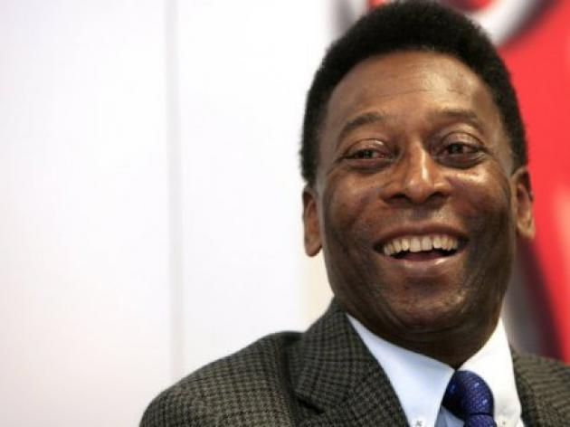 Messi not greatest yet, says Pele
