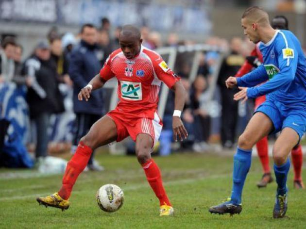 Ajaccio beaten by amateurs in French Cup