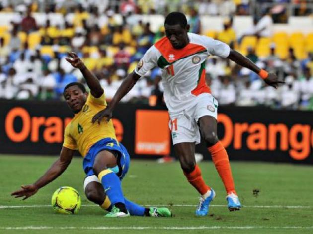 Co-hosts Gabon make winning start