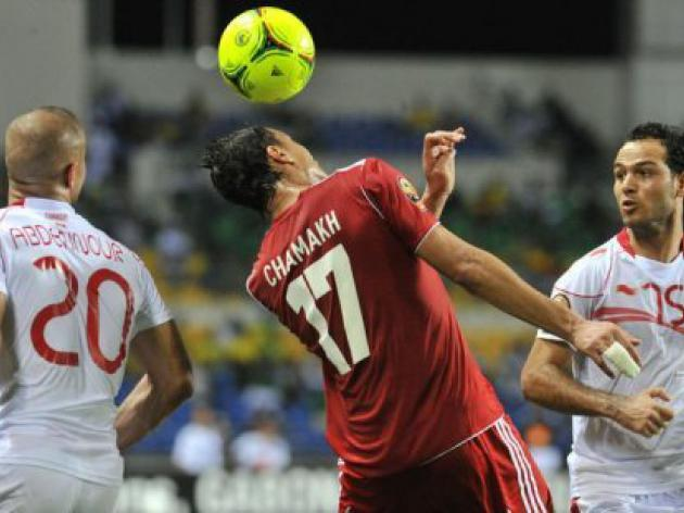 Tunisia keep neighbours Morocco at bay