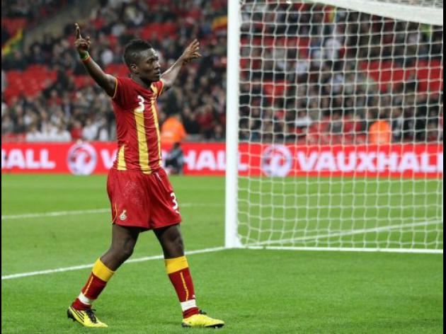Ghana's Gyan warns of more Africa Cup shocks