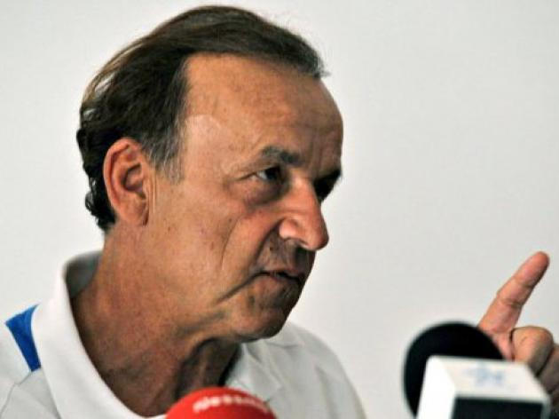 Home grown is best - Gabon coach Rohr