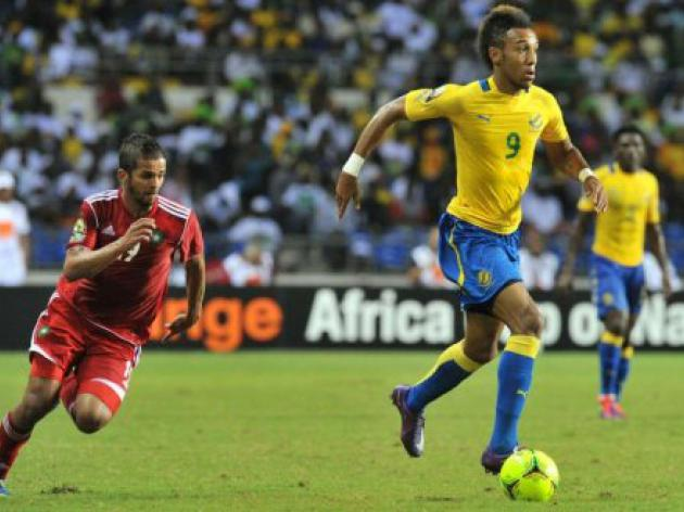 Gabon into quarters after remarkable Morocco win