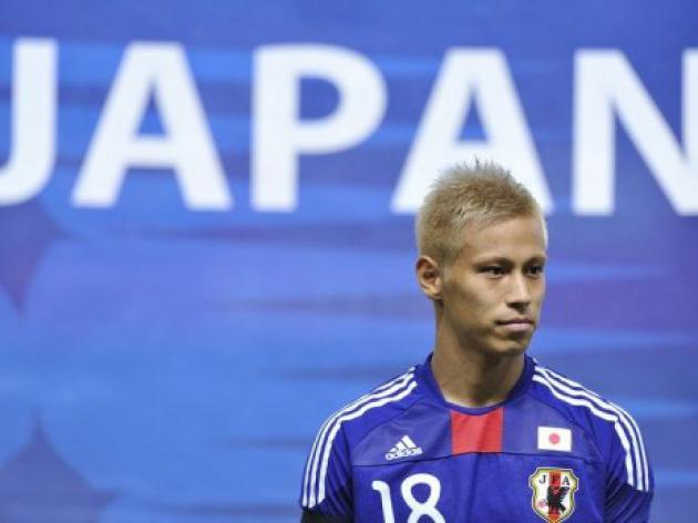 Japanese footballer Keisuke Honda to join Lazio