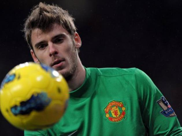 De Gea gets backing from Fergie and Owen