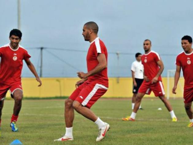 Gabon and Tunisia battle to stay in Libreville