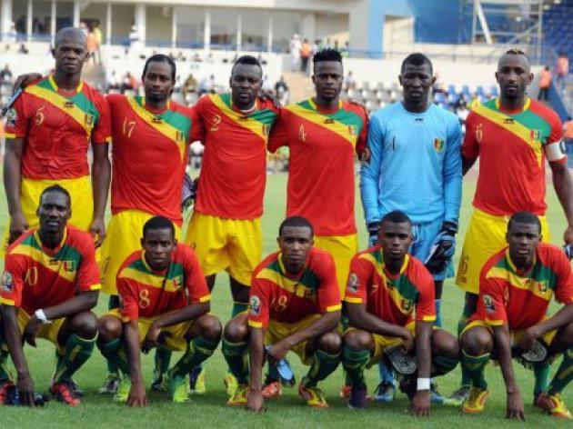 Guinea target full marks against Ghana