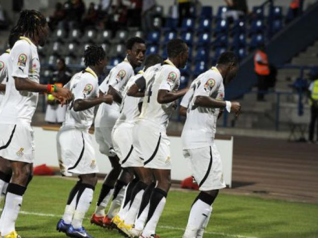 Ghana top group after Guinea draw