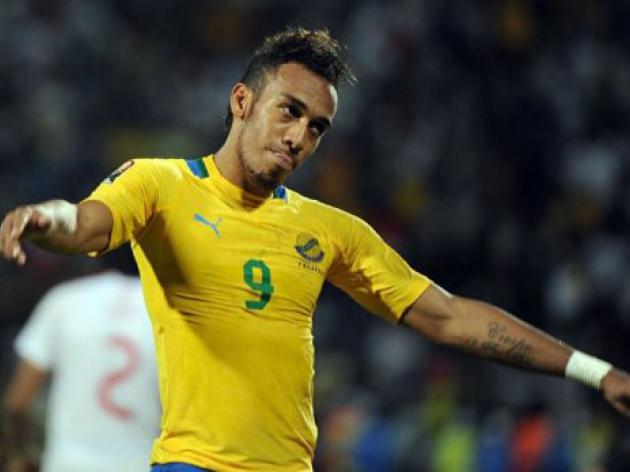 Aubameyang shines, Ba bombs on African stage