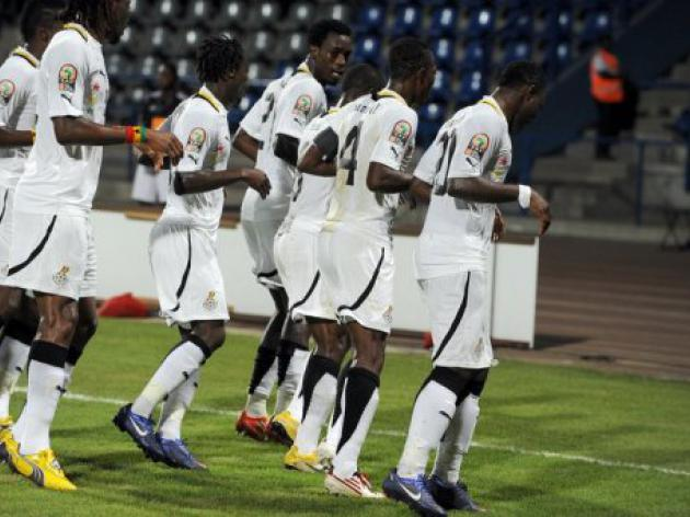 Ghana face sternest test yet against Tunisia