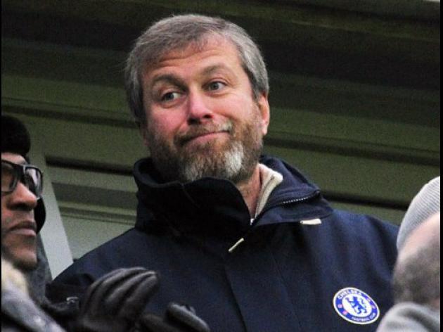 Abramovich runs the rule over Chelsea